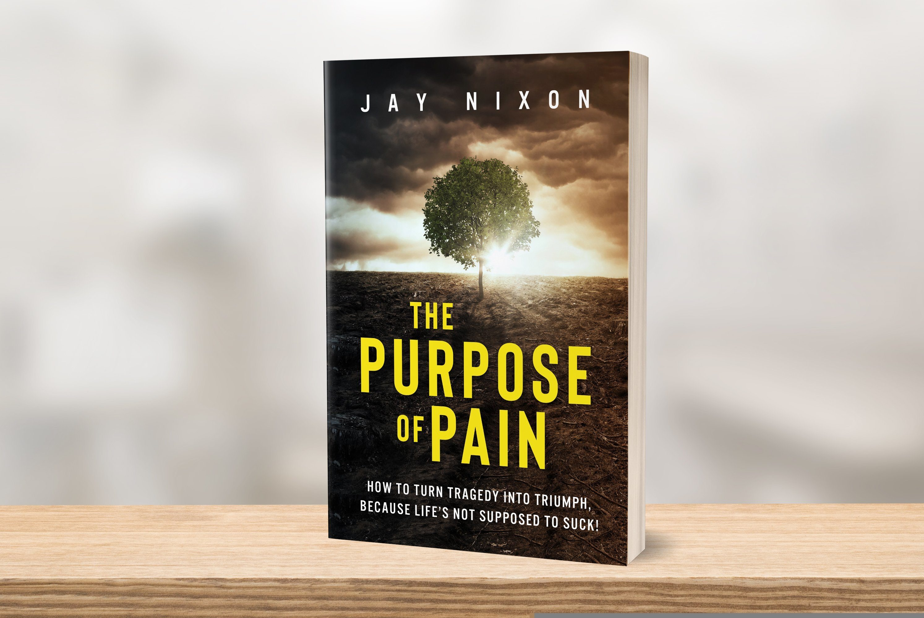Jay Nixon - The Purpose of Pain