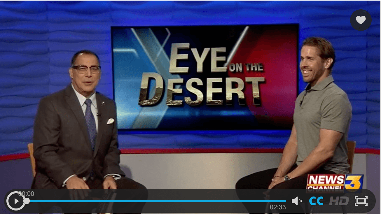 Jay Nixon on KESQ - Purpose of Pain